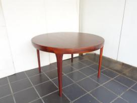 ROSEWOOD ROUND DINNING TABLE