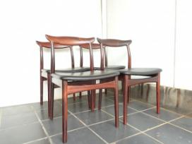 SIDE CHAIR ROSEWOOD