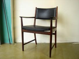 ROSEWOOD ARM CHAIR